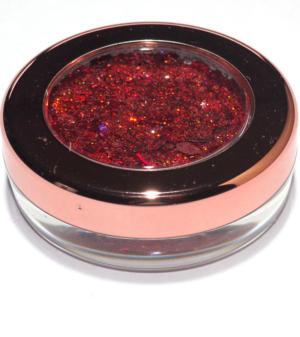 Sparkle Chunky Shape Red