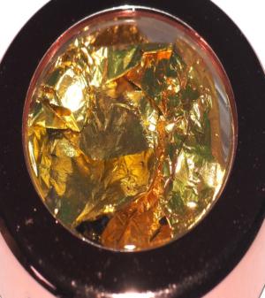 Nail Art Foil Gold