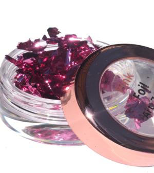 Nail Art Foil Pink
