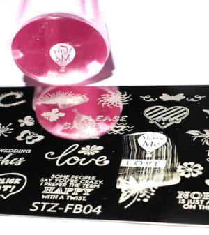 Stamping Platte FB 04